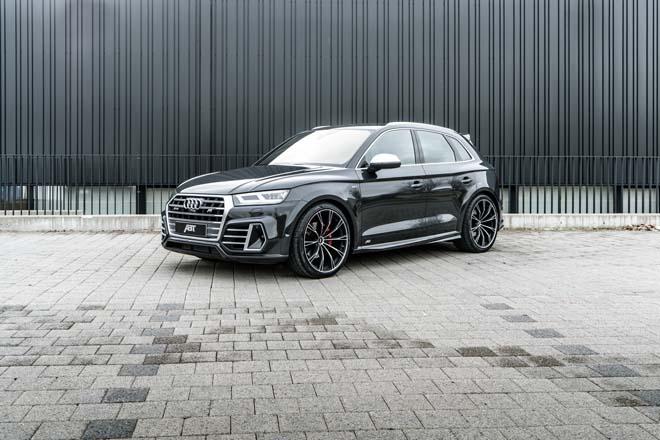 Audi SQ5 khác lạ với gói độ ABT Sportsline - 1