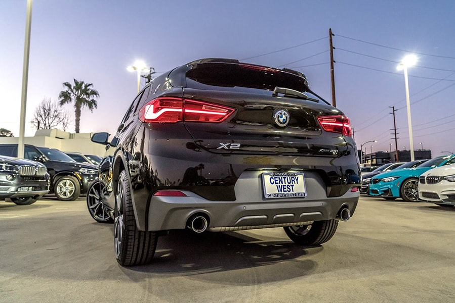Ngắm BMW X2 2018 xuất hiện tại một đại lý ở Mỹ - 1