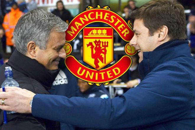 """Pochettino mơ về MU, Real: """"Cướp ghế"""" Mourinho trước, Zidane để sau - 1"""
