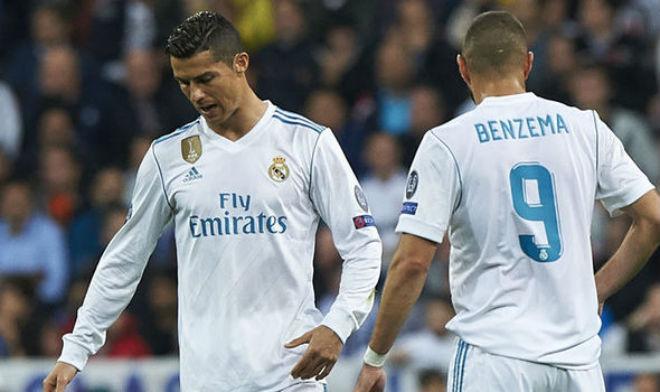 """Real: Benzema """"thảm họa"""", Ronaldo mơ đá cặp Harry Kane 300 triệu euro - 1"""
