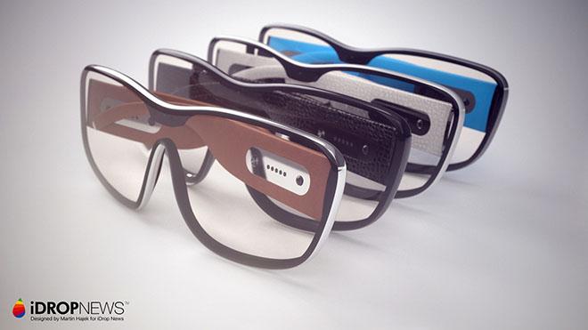 Chiêm ngưỡng ý tưởng thiết kế kính AR như mơ của Apple - 1