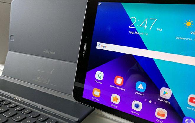 Samsung Galaxy Tab S4 ra mắt tại MWC 2018 - 1