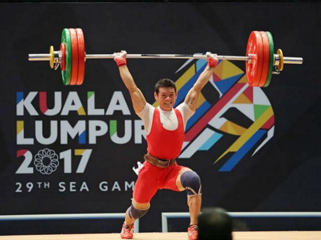 Cử tạ Việt Nam có cửa cạnh tranh huy chương ở ASIAD 2018