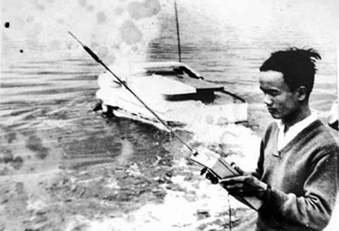 """Kỳ tích tàu phá thủy lôi """"made in Vietnam"""" - 1"""