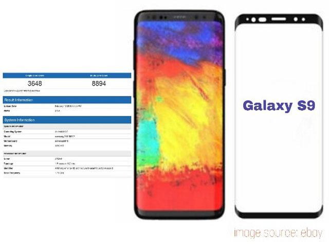 "Lộ điểm Geekbench của Galaxy S9+: iPhone X ""tuổi gì""?"