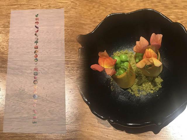 Độc đáo nhà hàng chuyên phục vụ món ăn qua hình ảnh kí tự