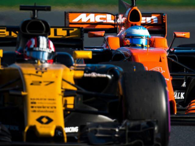Đua xe F1: Đối tác ăn ý, xưng hùng xưng bá