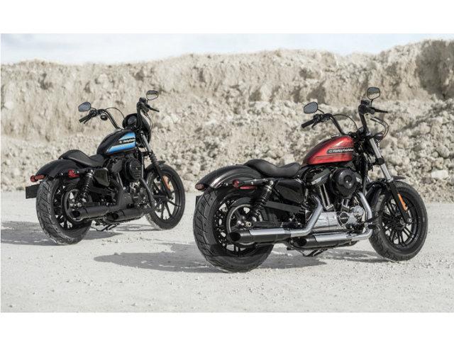 2018 Harley-Davidson Iron 1200, Forty-Eight Special chính thức lộ diện