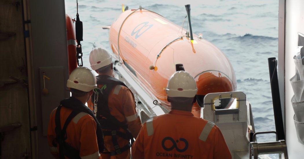Máy bay MH370 mất tích: Tính chuyện trục vớt thi thể nạn nhân - 1