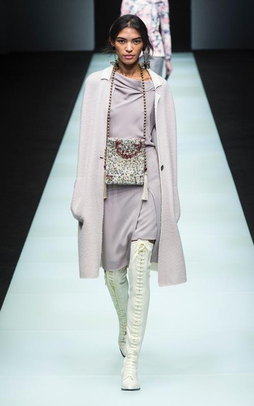 BST gần 100 mẫu cực sang chảnh của Giorgio Armani ở Milan Fashion Week - 14