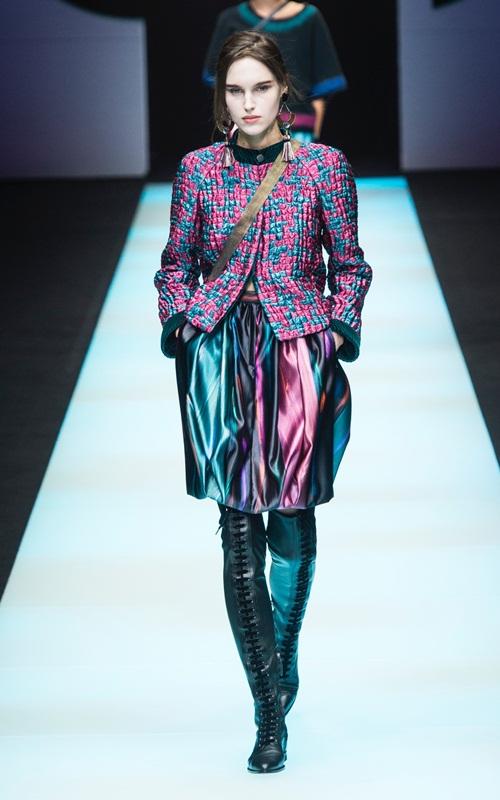 BST gần 100 mẫu cực sang chảnh của Giorgio Armani ở Milan Fashion Week - 9