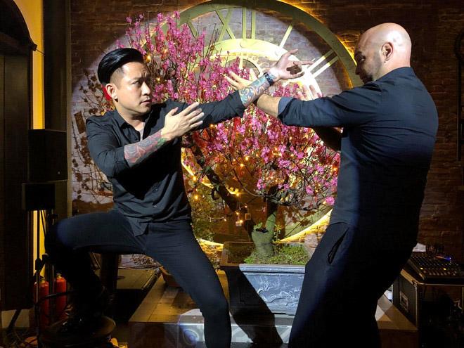 Johnny Trí Nguyễn lên tiếng về việc giao đấu với võ sư Flores - 1