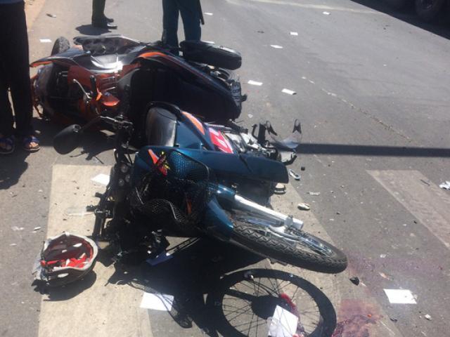 """Vụ xe khách kéo lê nạn nhân hàng chục mét: Có dấu hiệu tội """"Giết người""""?"""
