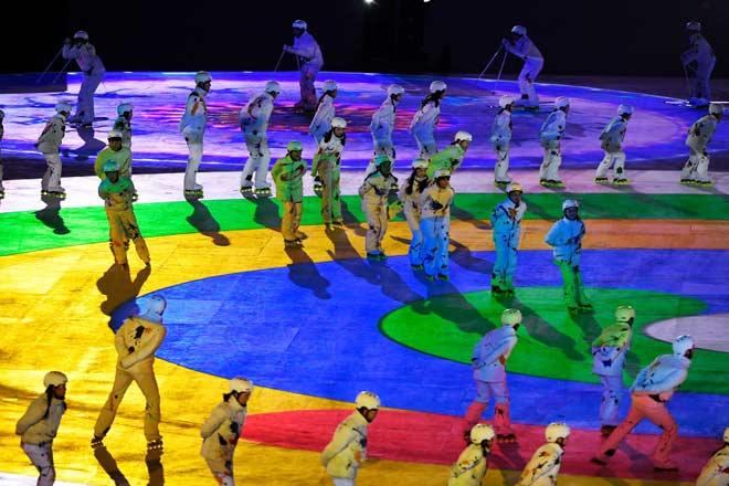 Bế mạc Olympic mùa đông 2018: Siêu phẩm sắc màu, bữa tiệc hoành tráng - 1