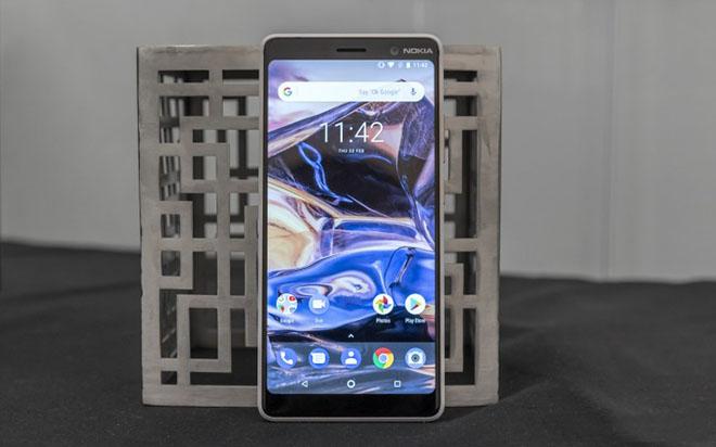 CHÍNH THỨC: Ra mắt Nokia 8 Sirocco và Nokia 7 Plus, nhiều điểm hấp dẫn - 1