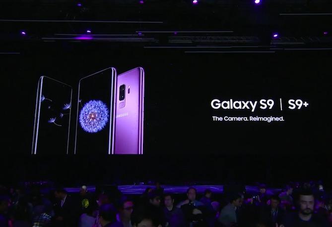 Samsung Galaxy S9 chính thức trình làng: Siêu phẩm quả không ngoa! - 1