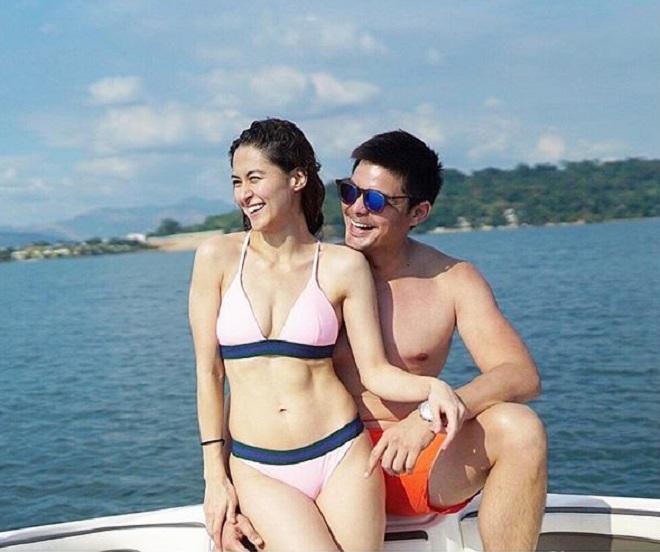 Người đàn bà đẹp nhất Philippines khoe múi bụng quá đỗi sexy - 3
