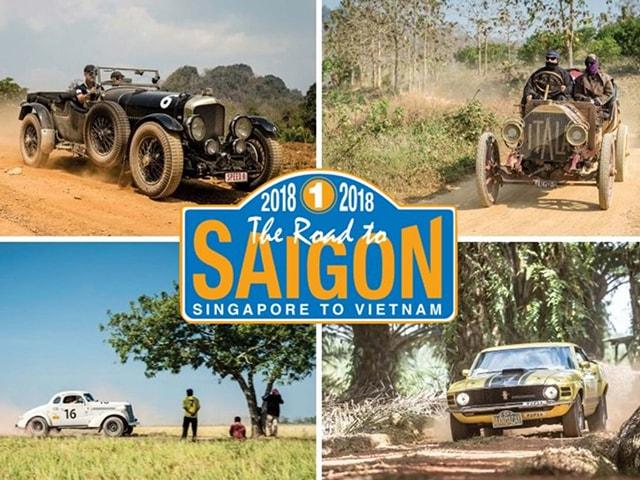 Hành trình caravan xe cổ - The Road to Saigon 2018 - 1