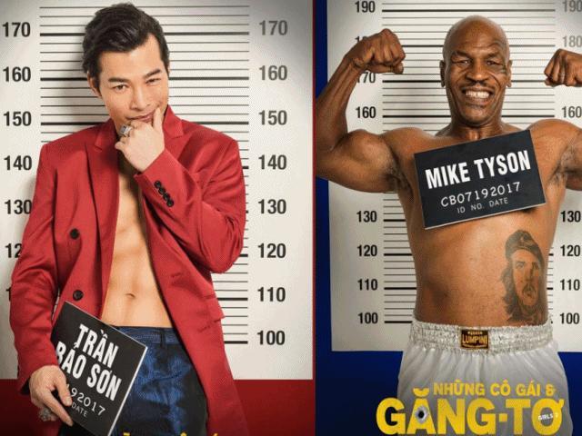 Mike Tyson giải cứu người đẹp bị truy đuổi trong phim quay ở Việt Nam