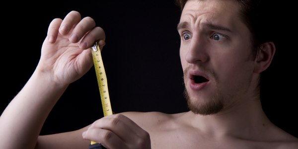 """Nguyên nhân và cách chữa trị hội chứng ám ảnh kích thước """"cậu nhỏ"""" - 1"""