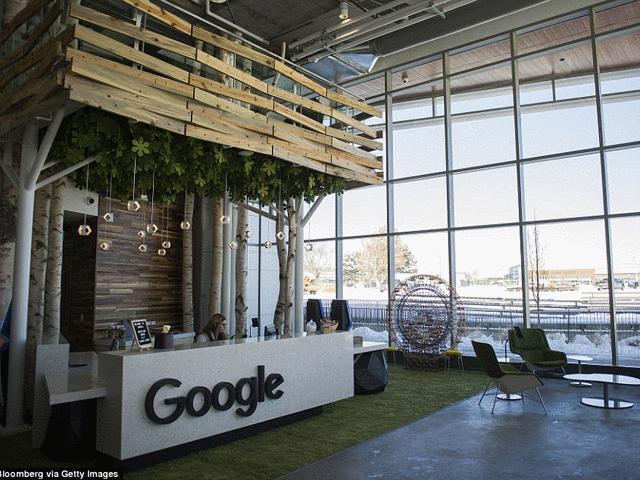 Bên trong khu văn phòng mới xa hoa khiến nhân viên Google chẳng muốn về nhà