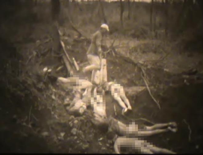 Công bố video nô lệ tình dục HQ bị Nhật thảm sát thời chiến - 1