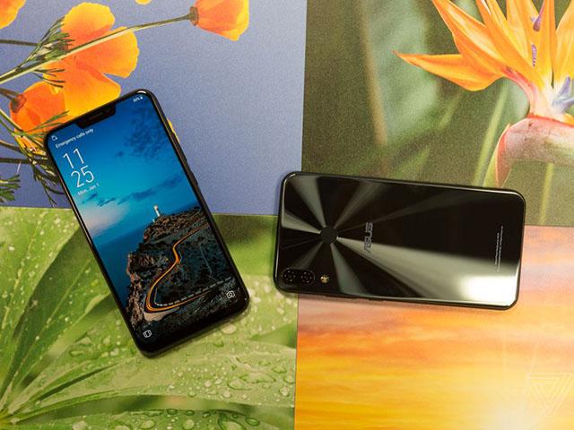 Ra mắt ZenFone 5Z dùng chip Snapdragon 845, giá 11,45 triệu đồng