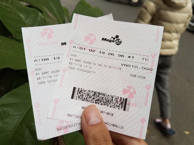 Loại giấy in vé số tự chọn của Vietlott có gì đặc biệt?