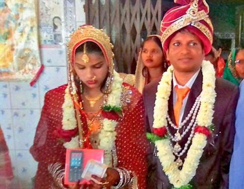 Cô dâu hủy bỏ lễ cưới khi phát hiện chú rể hói đầu - 1