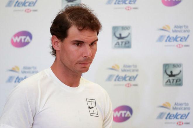 """""""Ác mộng"""" chấn thương: Nadal bỏ Acapulco, lỡ dịp đua ngôi với Federer - 1"""