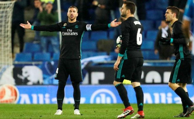 """Vắng Ronaldo, Real thua đau: Perez giận dữ, đòi """"trảm"""" SAO 500 triệu euro - 1"""