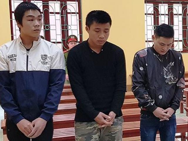 Ba thanh niên say rượu đánh CSGT hòng lấy lại xe vi phạm