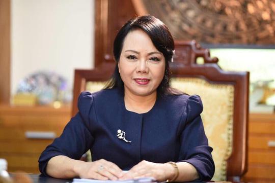 Để lại xem xét hồ sơ GS của Bộ trưởng Nguyễn Thị Kim Tiến - 1