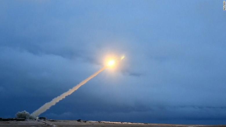 """Mỹ nói gì về tên lửa """"bất khả chiến bại"""" mà ông Putin tiết lộ? - 1"""