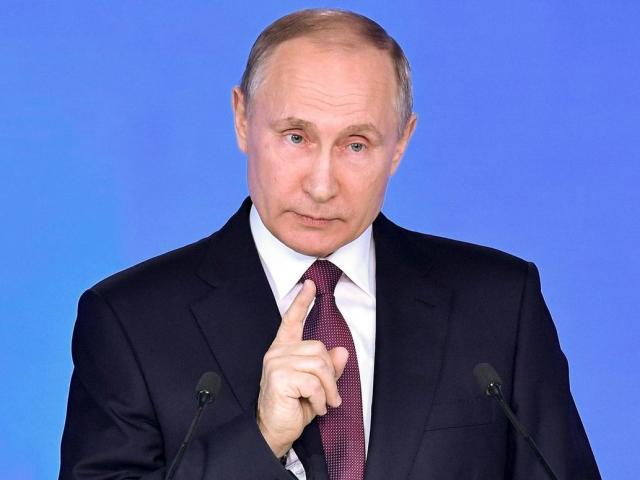 """Ông Putin nhằm vào ai khi tiết lộ """"tên lửa bất khả chiến bại""""?"""