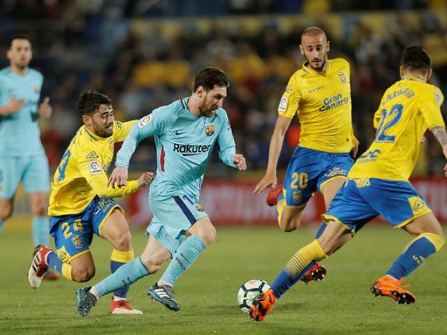 """Barca va vấp liên tục: Messi """"cõng"""" cả dàn """"bom tấn"""" 400 triệu euro"""