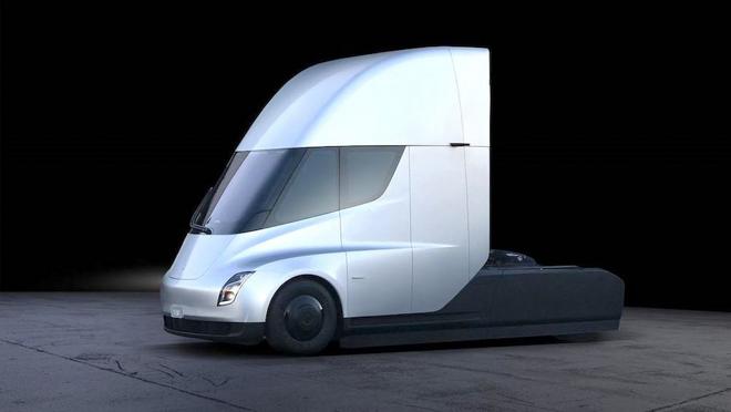 """Khả năng tăng tốc """"kinh khủng"""" của siêu đầu kéo Tesla Semi - 1"""