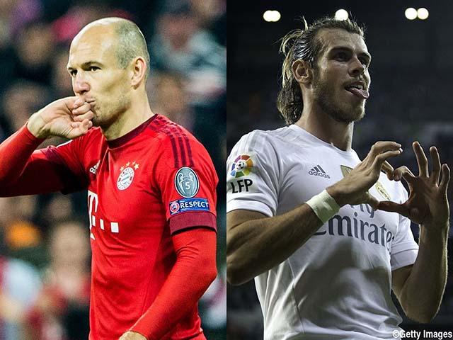 Bom tấn Robben đến MU: Tiết kiệm 80 triệu bảng, khỏi cần Gareth Bale