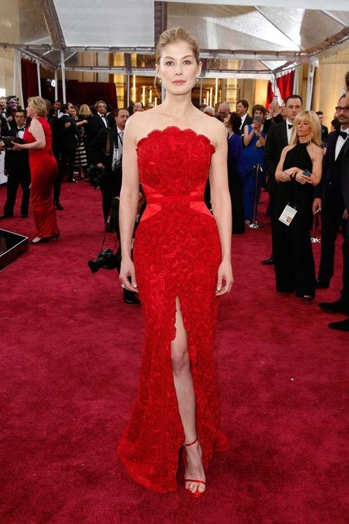 Những bộ đầm quyến rũ có đẳng cấp nhất thảm đỏ Oscar - 9