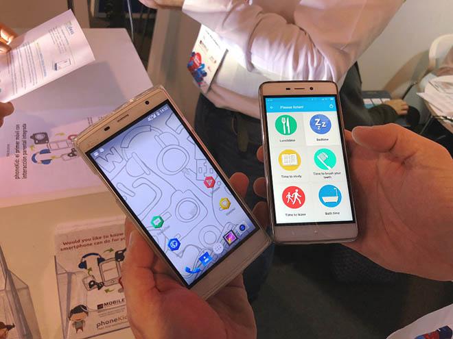 Chiếc điện thoại Android sinh ra chỉ để phục vụ giới trẻ - 1