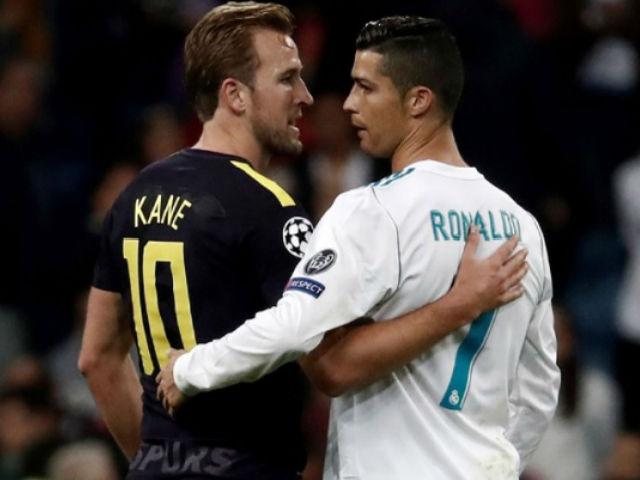 """Chấn động: Real đã có Harry Kane 200 triệu bảng, Ronaldo """"tự ái"""" ra đi"""
