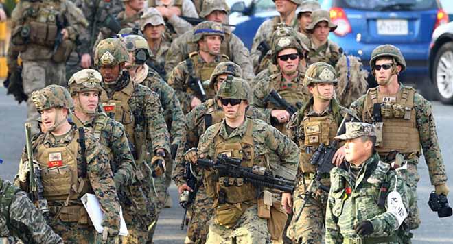 Thương vong ngày đầu tiên chiến tranh Mỹ-Triều sẽ rất tàn khốc - 1