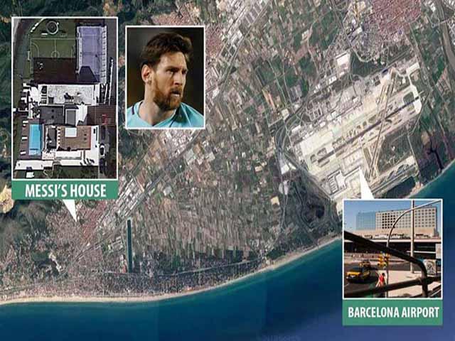 """Barcelona không dám mở rộng sân bay vì đụng chạm """"Vua"""" Messi"""