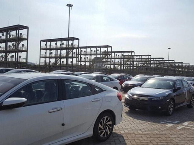 Hàng nghìn xe ô tô Honda cập cảng, hưởng thuế 0%. Giá ô tô Honda sẽ giảm nhiều?
