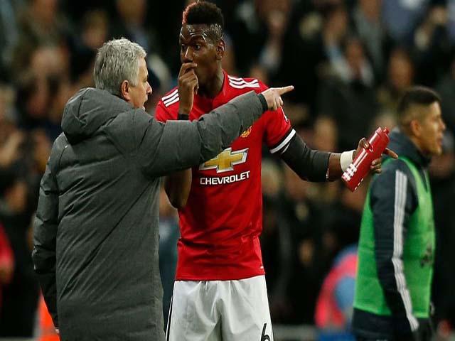Pogba quy phục Mourinho: Lo dự bị mất World Cup, nhờ siêu cò hòa giải