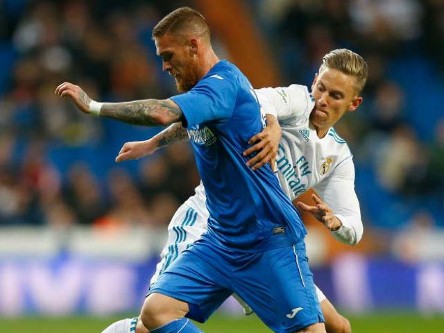 """Real Madrid - Getafe: Tuyệt đỉnh Ronaldo, hủy diệt """"đồ tể"""""""