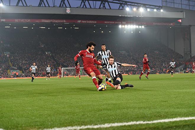 """""""Messi Ngoại hạng Anh"""" Salah 38 trận 32 bàn: """"Chất"""" hơn cả Messi xịn - 1"""