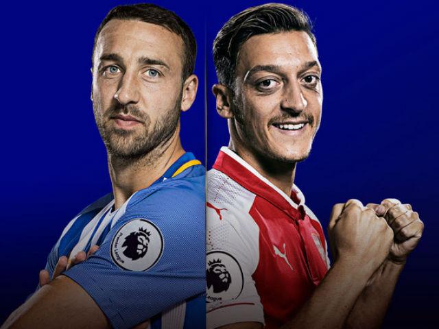 """Brighton - Arsenal: Quyết dìm """"Pháo thủ"""" xuống bùn"""