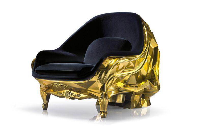 Choáng ngợp trước những chiếc ghế độc đáo, đắt nhất hành tinh - 1