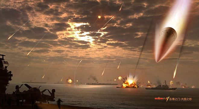 Kịch bản đáng sợ nếu chiến tranh Mỹ-Trung nổ ra - 1